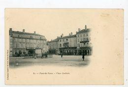 CPA: 01- PONT-DE-VAUX - PLACE JOUBERT - - Pont-de-Vaux