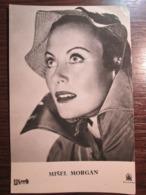 Michele Morgan - French Actress / Yugoslavia Edition - Famous Ladies