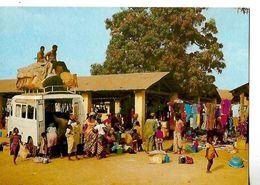 Carte /  AFRIQUE Car Brousse / Edit Iris 7643 Afrique En Couleurs - Cartes Postales
