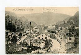 CPA: 01- St-RAMBERT EN BUGEY - LES FILATURES DE SOIE - - Pont-de-Vaux