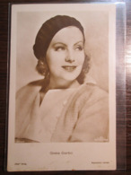 Greta Garbo - American Actress - Famous Ladies