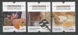 Portugal 2019 , Centenario Direcäo Dos Servicos Pecuaios - Postfrisch / MNH / (**) - Neufs