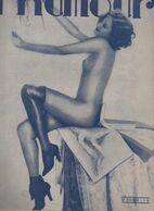 Revue L'HUMOUR  N°877 Du 20 Oct 1933 ( On Joint 3 N° Incomplets) (CAT 1946) - Boeken, Tijdschriften, Stripverhalen