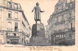 BRUXELLES - Monument Rogier - Monumenti, Edifici