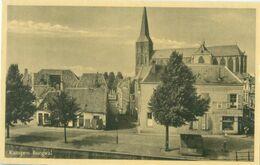 Kampen 1954; Burgwal - Gelopen. (Rembrandt - Amsterdam) - Kampen