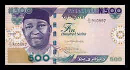 Nigeria 500 Naira 2017 Pick 30p SC UNC - Nigeria