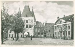 Kampen; Koornmarkt Met Poort - Niet Gelopen. (Th. Goosen) - Kampen