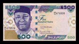 Nigeria 500 Naira 2019 Pick 30 New SC UNC - Nigeria