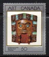 CANADA 1100 Art Traditionnel Indiens D'Amérique - American Indians