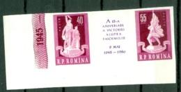 Roumanie 1679/1680 * * TB Non Dentelé - 1948-.... Repubbliche