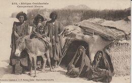 2032-003  FORTIER  Campement Maure  C G AOF  N° 232   La Vente Sera Retirée  Le 22-08 - Mauritanie