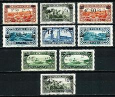 Siria (Francesa) Nº 179/87*/(*)/º - Siria (1919-1945)