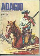 ADAGIO  N° 2   -    ELISA PRESSE  1974 - Piccoli Formati