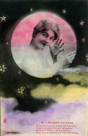 Bergeret * 5 - Madame La Lune ! - Bergeret