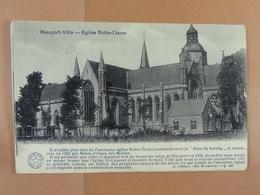 Nieuport-Ville Eglise Notre-Dame - Nieuwpoort