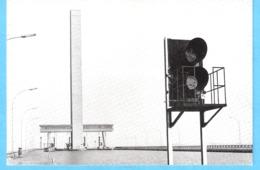 Ronquières-Braine-le-Comte-Plan Incliné-Ascenseur à Bateaux-Tour-Port-Publicité Au Verso De 1972-Photo Vercheval,Rance - Braine-le-Comte