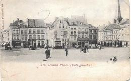 Ath NA43: Grand'Place ( Côté Gauche ) 1902 - Ath