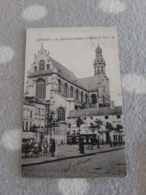 ANVERS Le Marché Au Betail Et L Eglise St Paul - Antwerpen