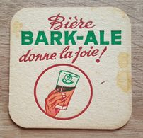 VIEUX SOUS BOCKS BRASSERIE LA MARINE BRUXELLES BIERE BARK - ALE - Sous-bocks