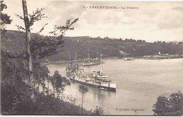29 - LANDEVENNEC - La Réserve - Landévennec