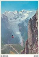 AK  Seilbahn Chamonix Mont Blanc - Funicular Railway