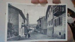 VEDANO OLONA INTERNO DEL PAESE-viaggiata 1957 .fp-mt 6424 - Varese