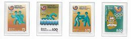 SRI LANKA ( Série Complète ) JEUX OLYMPIQUES DE SEOUL 1988 - Sommer 1988: Seoul