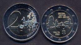 EuroCoins < Malta > 2 Euro 2020 UNC < Skorba Temples > - Malta