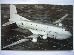 Avion / Airplane / US Air Force  / Douglas C 124 Globemaster - 1939-1945: 2ème Guerre