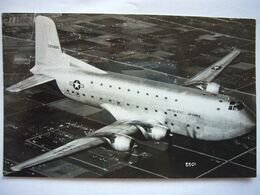 Avion / Airplane / US Air Force  / Douglas C 124 Globemaster - 1939-1945: II Guerra