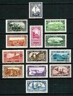 Siria (Francesa) Nº 154/66 Cat.15,10€ - Siria (1919-1945)