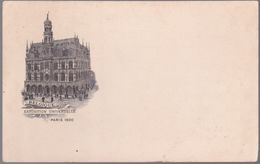 CPA - France - Exposition Universelle Paris 1900 - La Belgique - 1900 - Ausstellungen