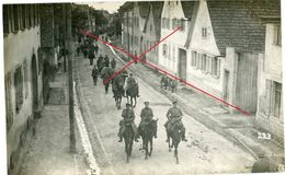 3-3. Sturmtrupp Stosstrupp Flammenwerfer Regiment 5? (Rohr)?? Frankreich ?-Soldaten Allemande Carte Photo-guerre 14 -18 - 1914-18