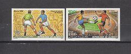 Football / Soccer / Fussball - WM 1986:  Djibouti  2 W **, Imperf. - Wereldkampioenschap