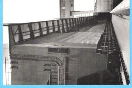 Ronquières (Braine-le-Comte)-Plan Incliné-Ascenseur à Bateaux-un Bac Arrimé Au Pont-Canal-+/-1970-Photo Vercheval, Rance - Braine-le-Comte