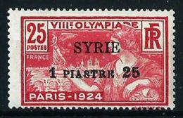 Siria (Francesa) Nº 123(*) Cat.42€ - Nuovi
