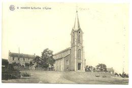 HAMOIR S/OURTHE  -   L'Eglise - Hamoir