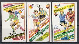 Football / Soccer / Fussball - WM 1982:  Mali  3 W **, Imperf. - 1982 – Espagne