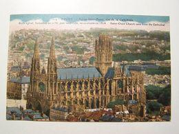D76D ROUEN  Eglise Saint Ouen - Rouen