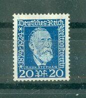 ALLEMAGNE République De Weimar - N° 360 Sans Gomme - Cinquantenaire De L'Union Postale Universelle. - Germany