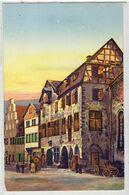 MÜNSTEREIFEL - Kreis Euskirchen - Altes Rathaus - Euskirchen