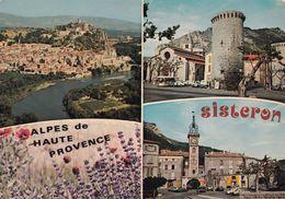 04, Sisteron, Multivues - Sisteron