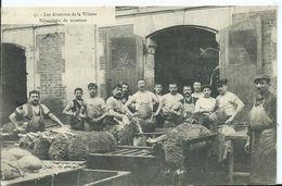PARIS - Les Abattoirs De La Villette , échaudoirs De Moutons - Petits Métiers à Paris