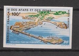 Afars Et Issas - 1971 - Poste Aérienne N°Yv. 67 - Port De Djibouti - Non Dentelé / Imperf. - Neuf Luxe ** / MNH - Afars Et Issas (1967-1977)