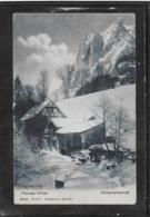 AK 0539  Paysage D' Hiver - Winterlandschaft Ca. Um 1910 - TI Ticino