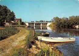 GUENROUET    PONT ST CLAIR   CANAL DE NANTES A BREST - Guenrouet
