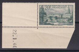 N° 394 NEUF** COTE 100€ / 2 SCANS - Colecciones Completas