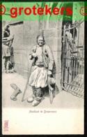 DOUARNENEZ  Mendiant / Beggar ± 1900 - Douarnenez