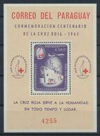 Panama   Nobel Red Cross Croix Rouge   MNH - Nobel Prize Laureates