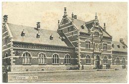 TONGRES  -  La Gare - Tongeren
